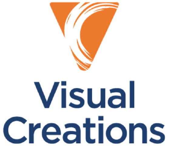 Visual Creations logo