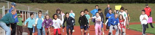 kids Race Start